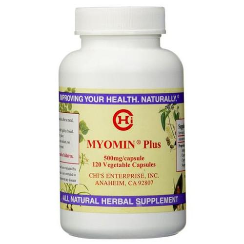 Myomin Plus 120 Caps (500 mg)