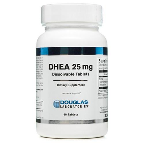 DHEA (Dissolvable) 60 Tabs (25 mg)