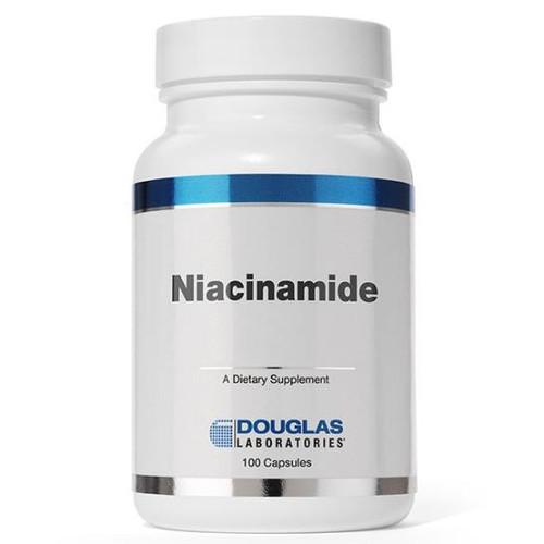 Niacinamide 100 Caps (500 mg)