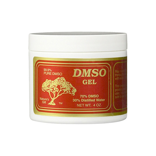 DMSO 70% 4 oz. Gel