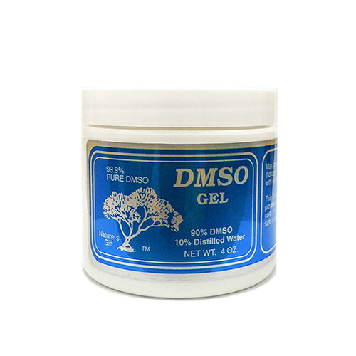 DMSO 90% 4 oz. Gel