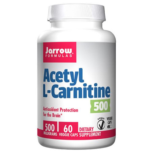 Acetyl L-Carnitine 60 Caps (500 mg)