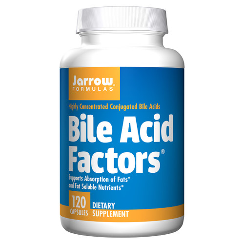 Bile Acid Factors 120 Caps