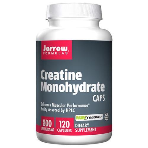Creatine Monohydrate 120 Caps (800 mg)