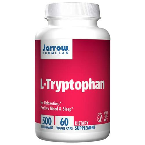 L-Tryptophan 60 VCaps (500 mg)