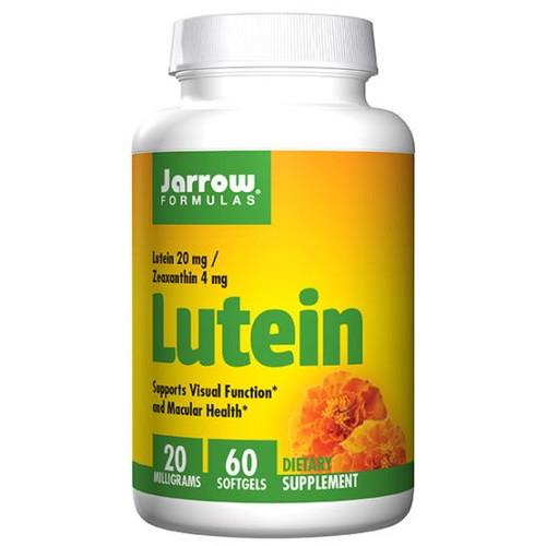 Lutein 60 Caps (20 mg)