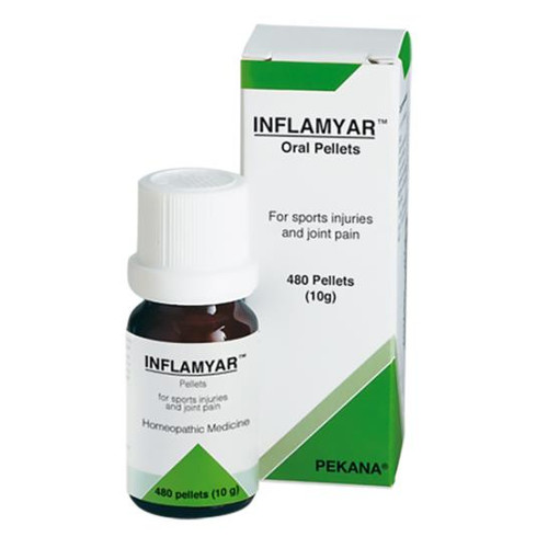 Inflamyar 480 Pellets (10 g)