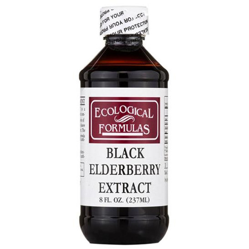 Black Elderberry Extract 8 oz.