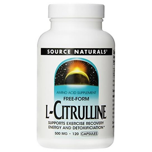 L-Citrulline 120 Caps (500 mg)