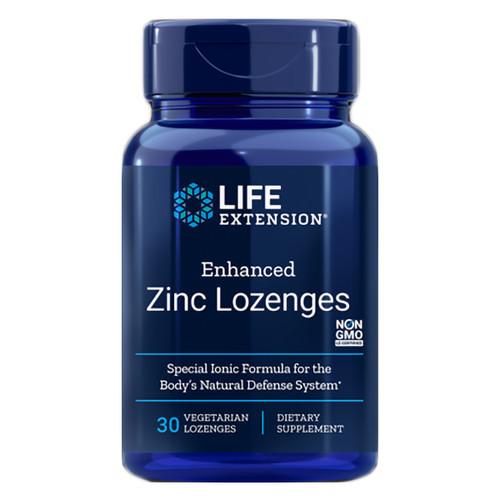 Enhanced Zinc Lozenges 30 Tabs