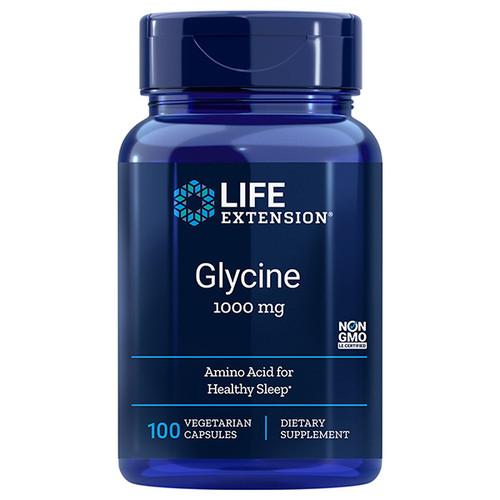 Glycine 100 VCaps (1,000 mg)