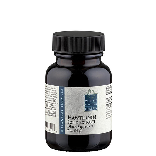 Hawthorne Solid Extract 2 oz.