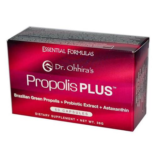 Dr. Ohhira's Propolis Plus 60