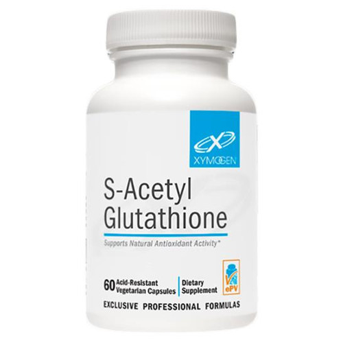 S-Acetyl Glutathione 60 Caps (200 mg)