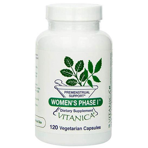 Women's Phase I 120 VCaps