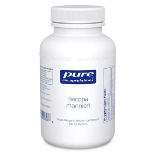 Bacopa Monnieri 180 VCaps (200 mg)