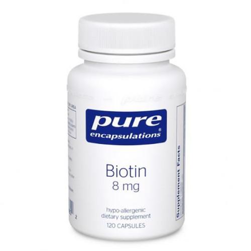 Biotin 120 VCaps (8 mg)