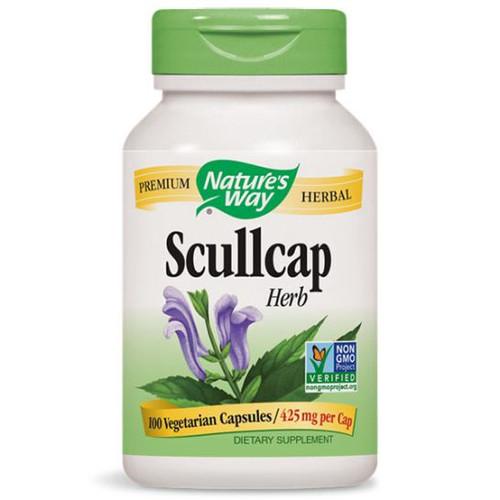 Scullcap 100 Caps (425 mg)