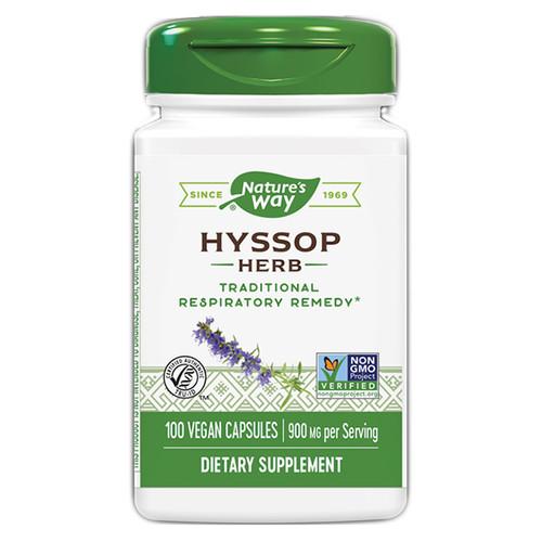 Hyssop 100 Caps (450 mg)