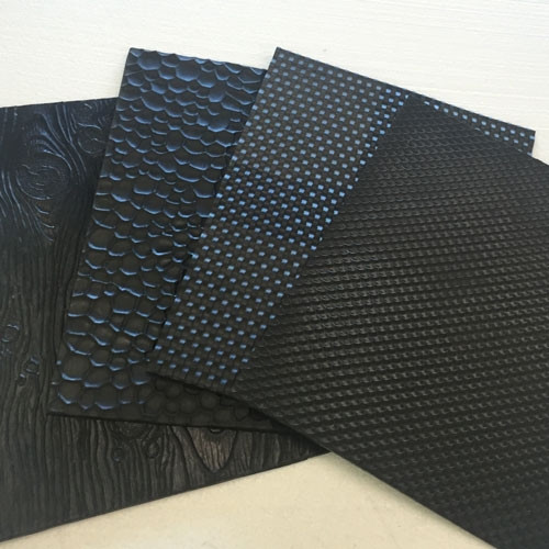 12 x 16 set of 4 rubber mats