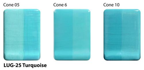 LUG-25 Turquoise