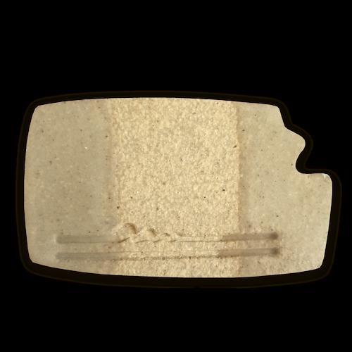 Flint Hills White Stoneware with Grog