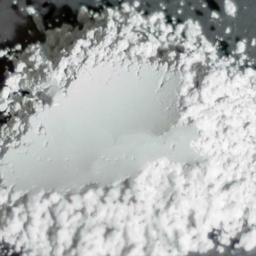 Zinc Oxide (calcined) - weighed out