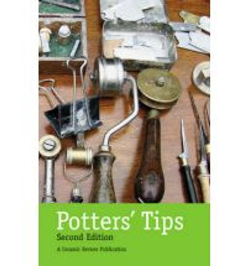Potters' Tips Second Edition by Emmanuel Cooper