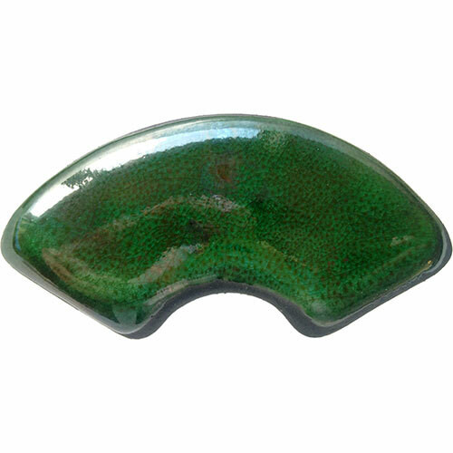 875 Algae Bloom Raku Glaze