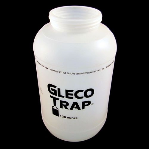Gleco 128 oz replacement bottle - ONE bottle