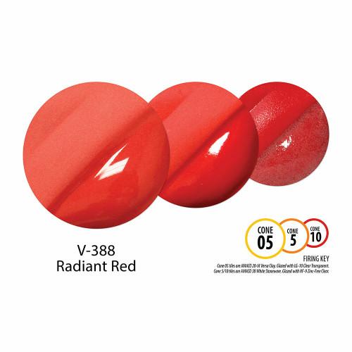 V-388 Radiant Red