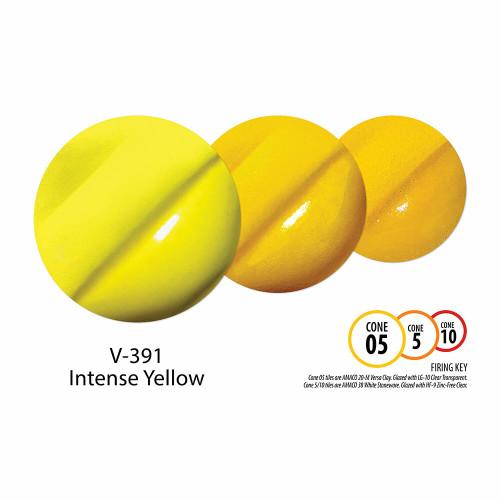 V-391 Intense Yellow