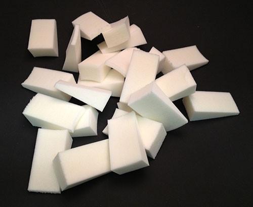 Synthetic Wedge Sponge