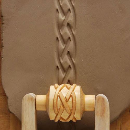 RM-042 Loose Braid - 3 cm Roller