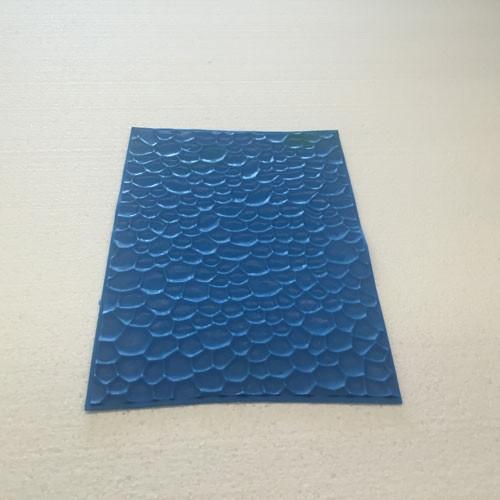 Rock Texture Mat - 8 x 12 Plastic