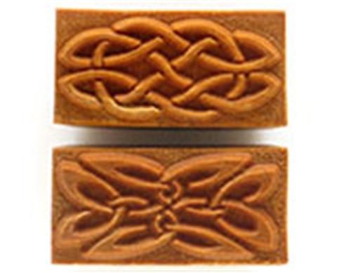 SRM-42 Rectangle #42 - 6 cm x 3 cm Stamp