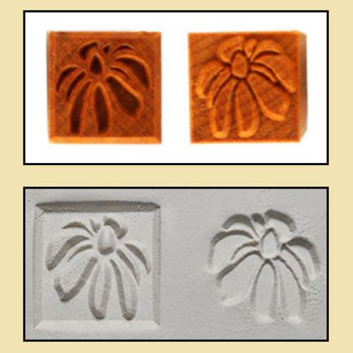 SSM-102 Square #102 - 3 cm Stamp