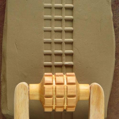 RM-023 Large Grid - 3 cm Roller