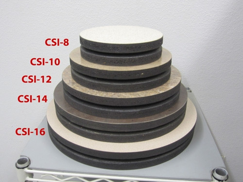 "CSI 12"" diameter turntable"