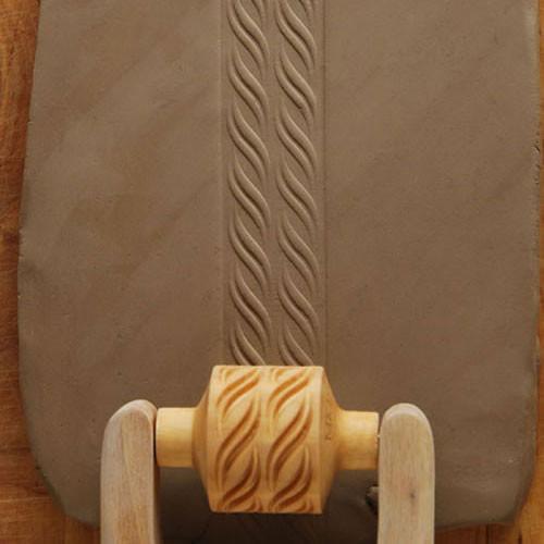 RM-037 Double Braid - 3 cm Roller