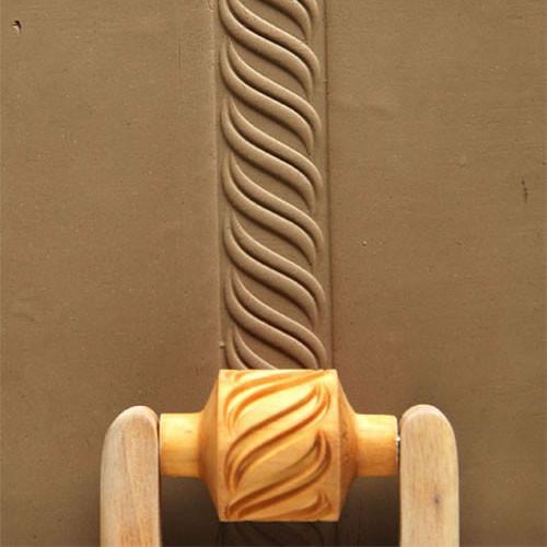 RM-038 Braid - 3 cm Roller