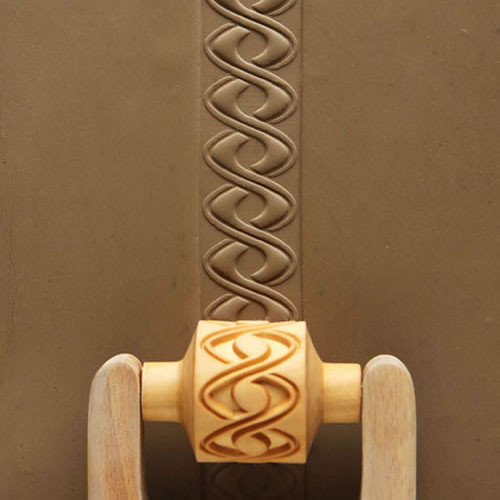 RM-039 Thick Spiral - 3 cm Roller