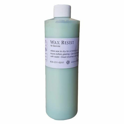 16 ounce (1 pint) wax resist from AFTOSA
