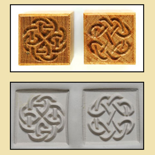 SSM-41 Square #41 - 3 cm Stamp