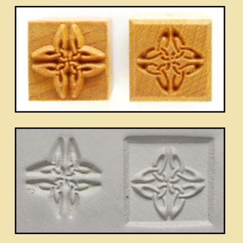 SSM-42 Square #42 - 3 cm Stamp