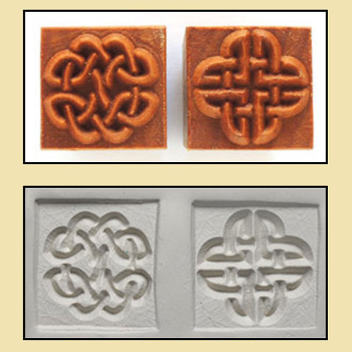 SSM-43 Square #43 - 3 cm Stamp