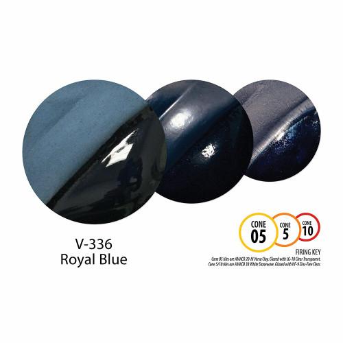 V-336 Royal Blue