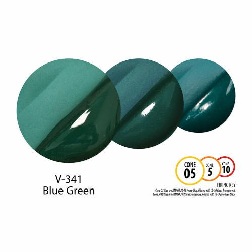 V-341 Blue Green