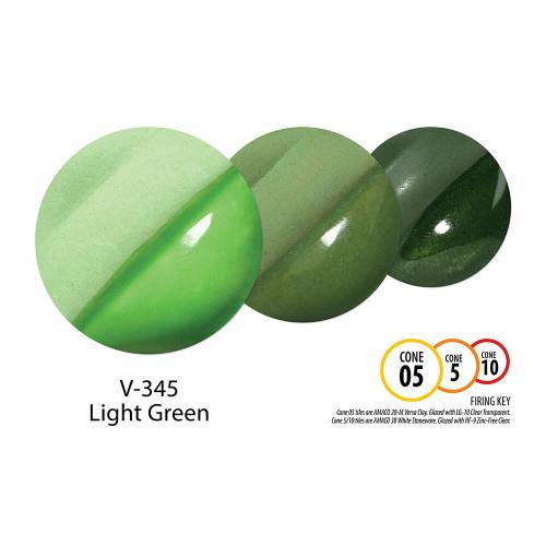 V-345 Light Green