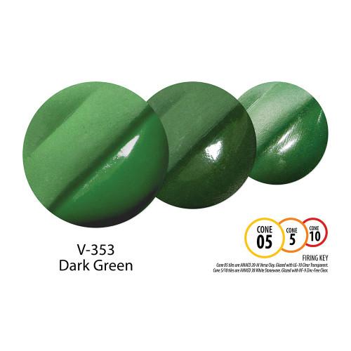V-353 Dark Green
